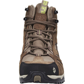 Jack Wolfskin Vojo Hike Mid Texapore Shoes Women parrot green